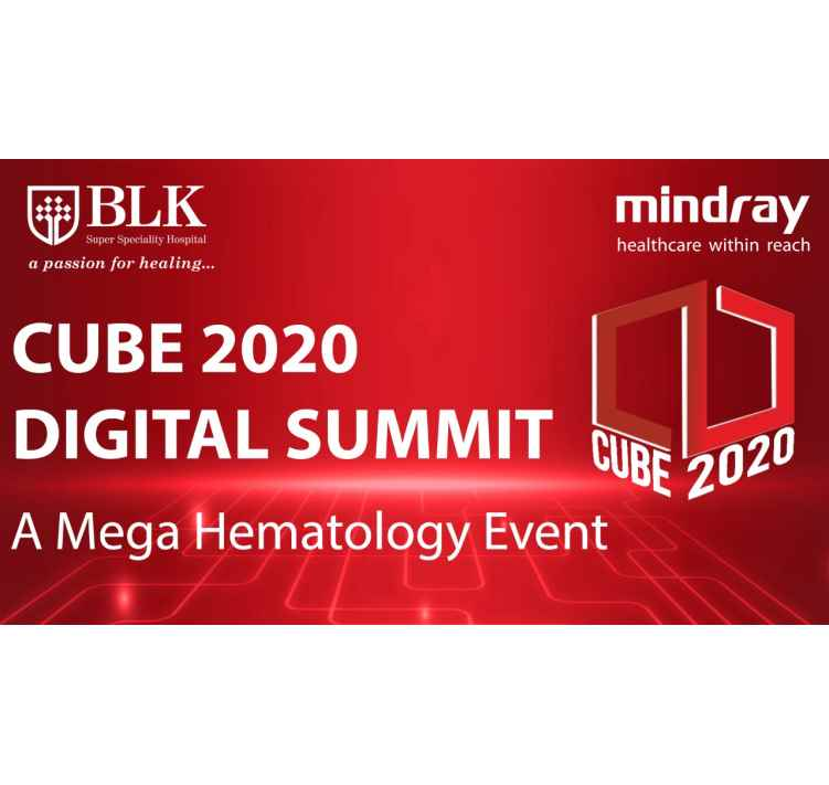 CUBE 2020 Haematology Summit co-creates a virtual academic ecosystem to improve diagnostic prowess for empowering modern medicine.