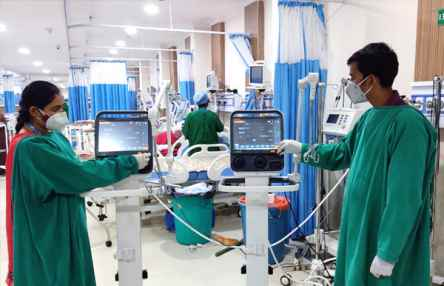 Hitech Medical College & Hospital, Pioneering Medical Education in East India